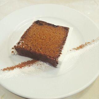 キャロットケーキ(エルマーズグリーンカフェ (ELMERS GREEN CAFE))