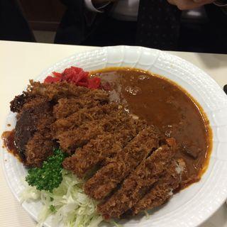 カツカレーコロ(キクヤレストラン )