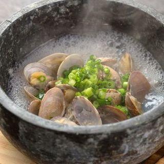 アサリの酒蒸し(ひらり 千葉駅前店 (Hirari))