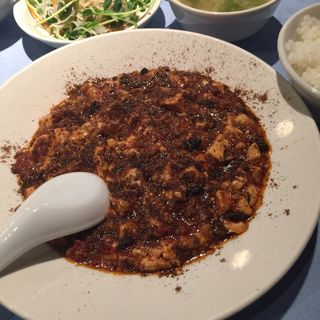 麻婆豆腐(大辛)(唐人飯店 (トウジンハンテン 【旧店名】吉華))