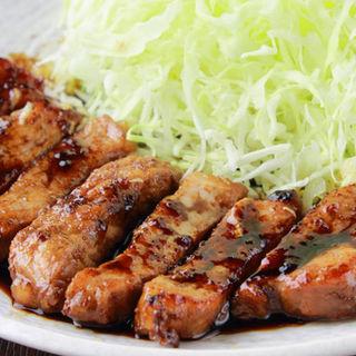 豚テキ(酒亭 じゅらく お茶の水店 (聚楽))