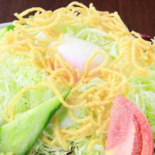 カリカリシーザーサラダ(酒亭 じゅらく お茶の水店 (聚楽))