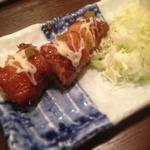 肉巻 柚子胡椒マヨ