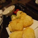 カマンベールチーズの天麩羅