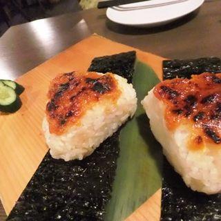 味噌焼きおにぎり (2個)(鍛冶二丁 (カジニチョウ))