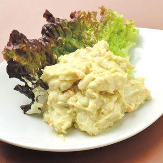 ブルーチーズのポテトサラダ(須田町食堂 秋葉原UDX店 (すだちょうしょくどう))