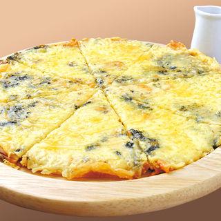 ゴルゴンゾーラの蜂蜜ピザ(須田町食堂 秋葉原UDX店 (すだちょうしょくどう))