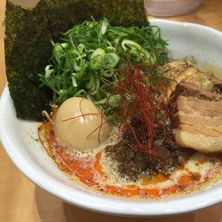 濃厚担々麺(濃厚担々麺はなび 錦店 )