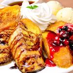 3種フレンチトースト