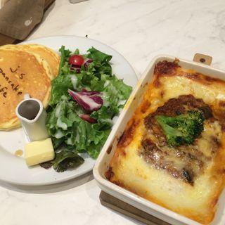 ラザニア(ジェイエスパンケーキカフェ テラスモール湘南店 (j.s. pancake cafe))