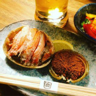 親蟹(くいものや 祭菜 (クイモノヤ サイサイ))