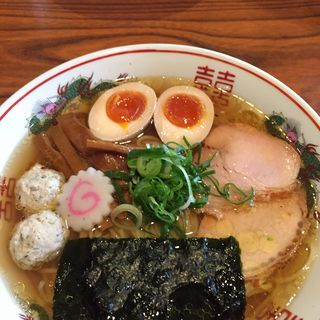 特製醤油ラーメン(きく屋 )