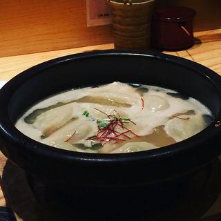 炊き餃子(上野 鳥福 (トリフク))