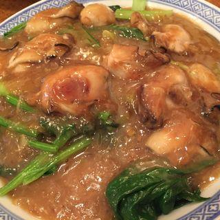 牡蠣丼(良友酒家 (リョウユウシュケ))
