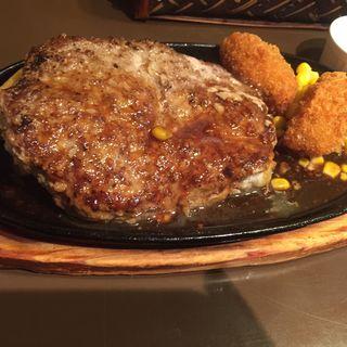 ガーリック醤油(三浦のハンバーグ 御茶ノ水店 (ミウラノハンバーグ))