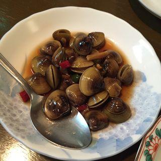 しじみの醤油漬け(台湾料理 千 )