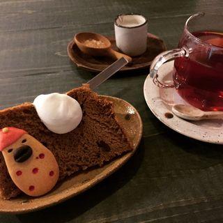 デザート(cafeマリキータ)