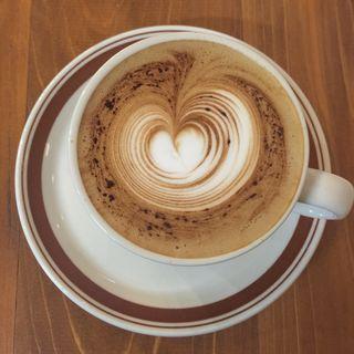 カフェモカ(メガネコーヒー)