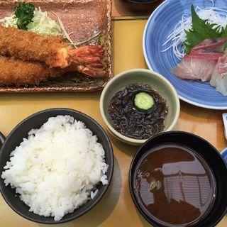 (まるは食堂 中部国際空港店 (まるはしょくどう))