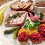 肉屋の前菜 3種盛り合わせ