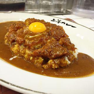 トンカツカレー(上等カレー 神田小川町店)