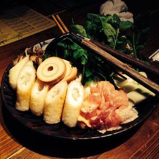 秋田名物 きりたんぽ鍋(なまはげ 銀座店 (ナマハゲ))