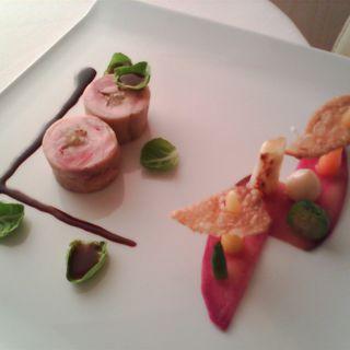 豚レバームース(レストラン ヒロミチ )