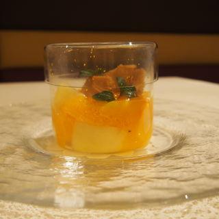洋なしの冷たいスープ(メイ (MAY))