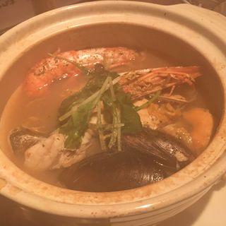 魚介のブイヤベース(Dining&Bar to.to )