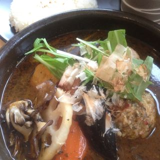 スープカレー(つばらつばら)