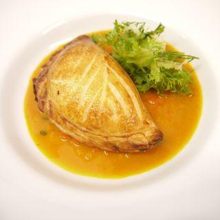 たっぷり野菜とお肉のパイ包み(ロドラント ミノルナキジン (l'Odorante par MinoruNakijin))