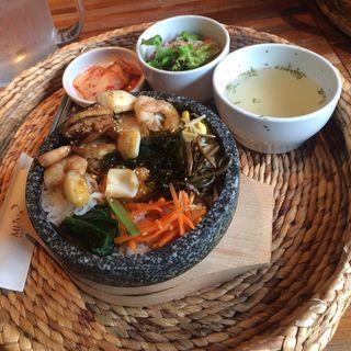 石焼海鮮ビビンバ(KOREAN FOOD MUN (コリアンフード ムン))