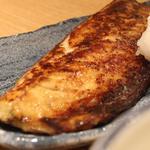鯖の味噌漬け焼き定食(四代目庄次平)