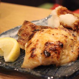 あこう鯛の焼き魚定食(四代目庄次平)