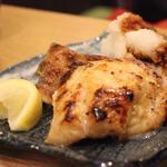 あこう鯛の焼き魚定食