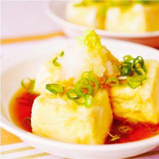 揚げ出し豆腐(個室居酒屋 季節の台所 旬の蔵 秋葉原店 )