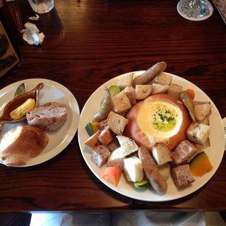 チーズフォンデュ(ペニーレイン つくば店 )