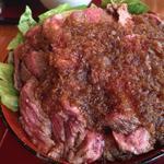 がっつり肉が食いたい!日本橋で食べられる肉丼のおすすめメニュー!