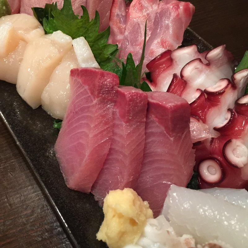 京橋エリアでちょっと一杯!日本酒も進む刺身のおすすめ名店10選!
