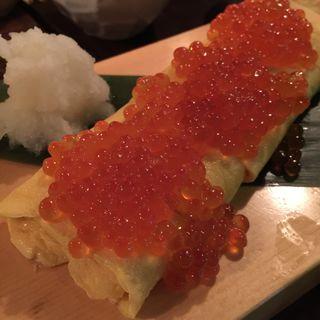 だし巻き卵(ウダガワ成ル)