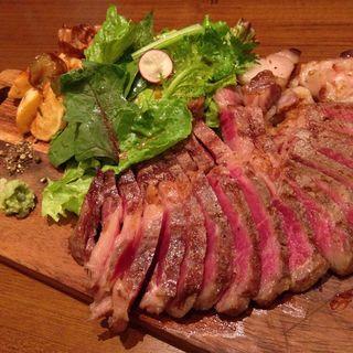 広島産 牛 サーロイン(bonum (ボナン))