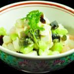 皮蛋豆腐(四川菜 龍滕 )