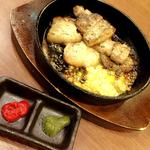 黒さつま鶏 炭火焼(中)