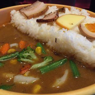 レギュラー薫製カレー(甘口)(燻製カレーくんかれ 日本橋人形町店 )