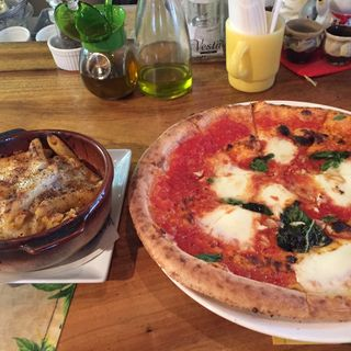 マルゲリータ(pizza world & m)