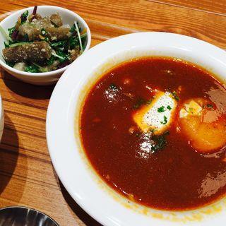 ボルシチ(カフェ&ミール ムジ 京都BAL (Cafe&Meal MUJI))