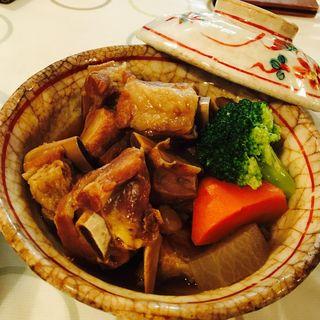 豚骨煮込み(和風レストラン ぴき )