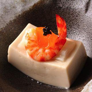手造りごま豆腐(良食健富 りょうぶ)