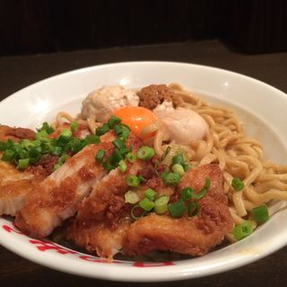 パイコーガッツ麺(日の出らーめん )