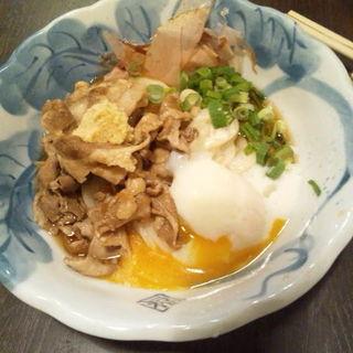 肉うどん冷(うどん酒場 せとうち 神保町 )